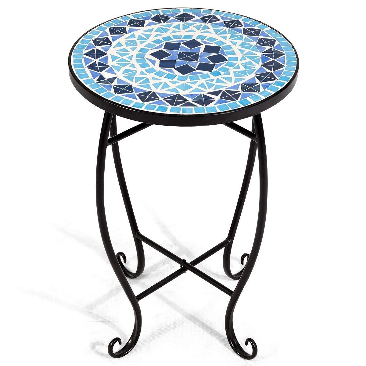 This Is An Adorable Accent Table For Your Patio Porch Balcony