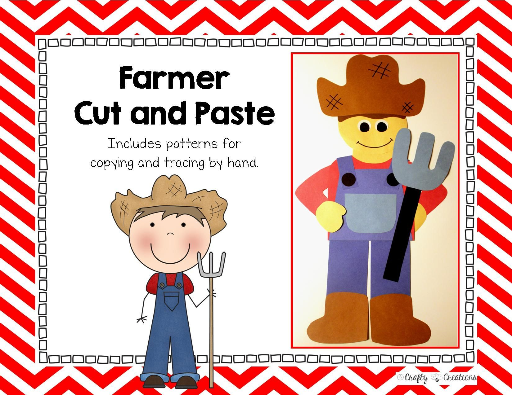 Community Helper Craft Farmer