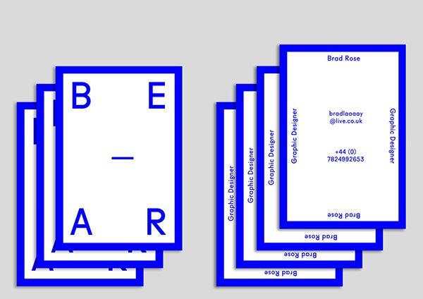 We create studio / Brad rose on Behance