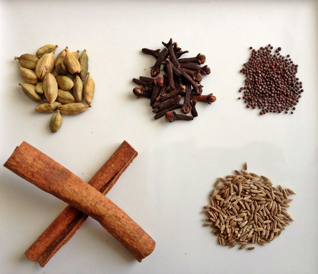Key Spices For Indian Cooking