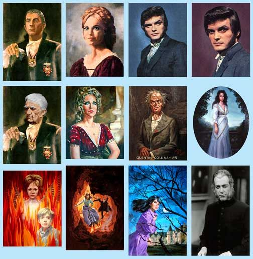 Barnabas Collins Has Risen From The Grave Again The Return Of Dark Shadows San Diego Reader Dark Shadows Tv Show Shadow Painting Barnabas