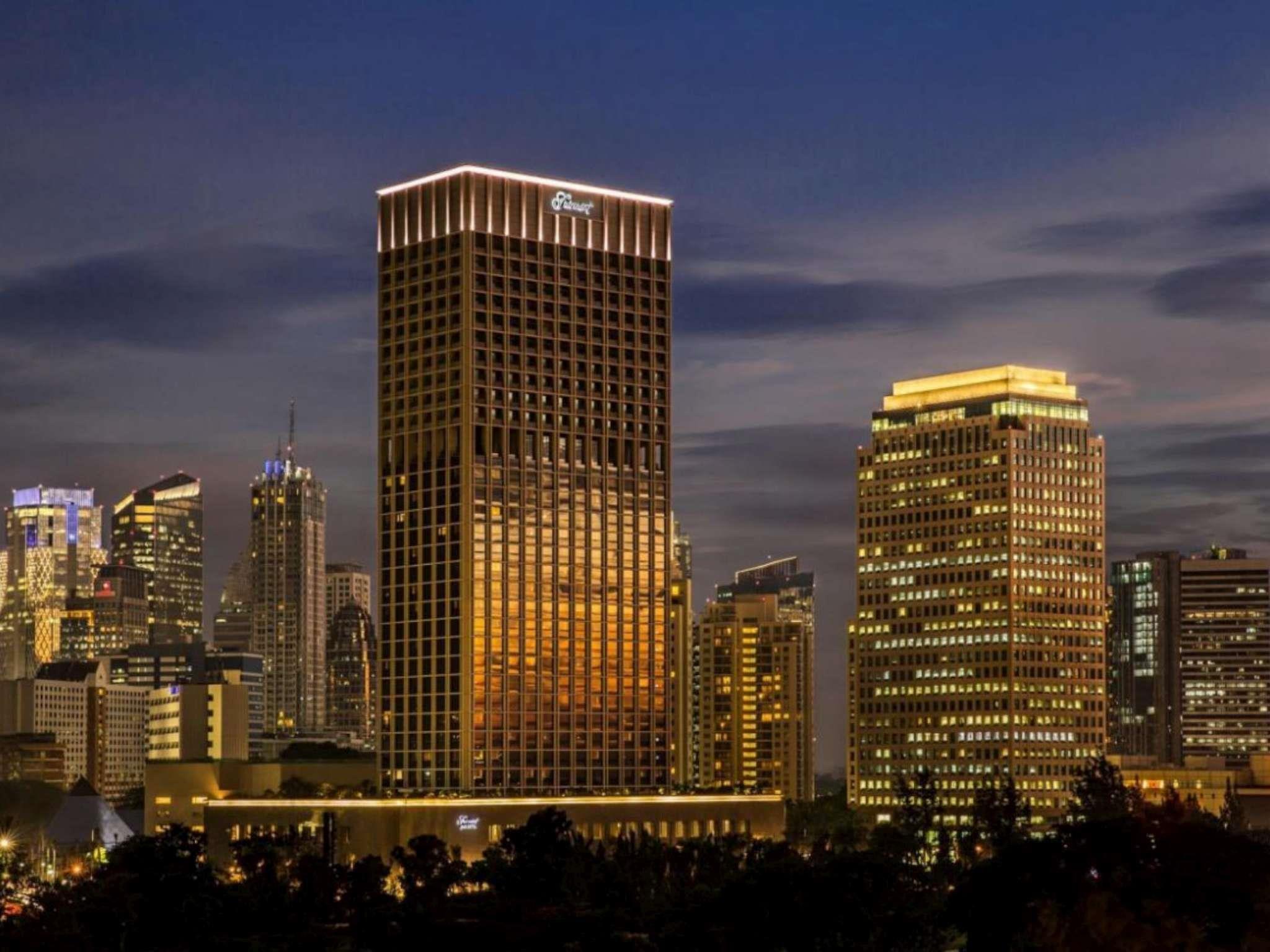 Jakarta Fairmont Jakarta Hotel Indonesia, Asia Stop at