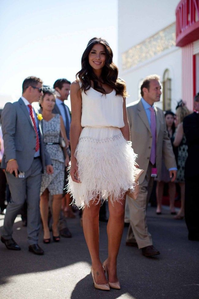 Street Style Melbourne Cup 2013 Dress Ups