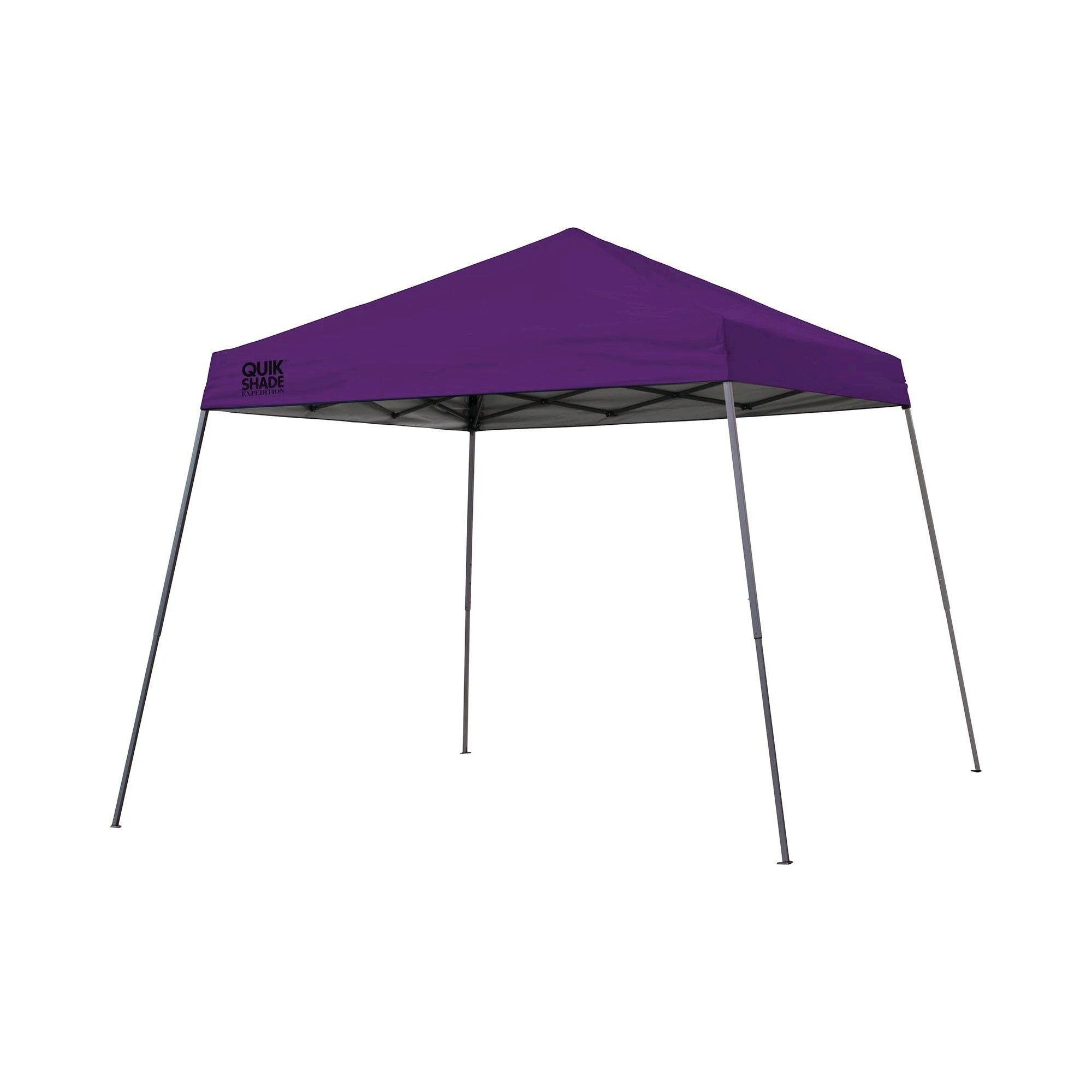 Quik Shade Expedition 64 Instant Canopy  Team Colors  - Purple  sc 1 st  Pinterest & Quik Shade Expedition 64 Instant Canopy
