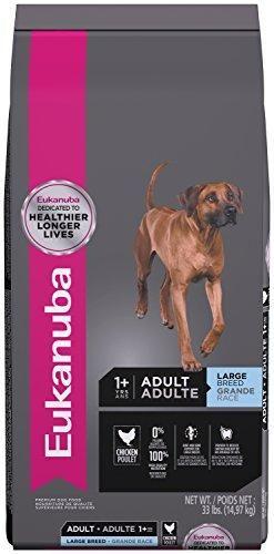 Eukanuba Adult Large Breed Dog Food 33 Pounds Large Breed Dog
