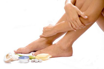 A Magical Foot Scrub And A Treat For Your Nails Hair And Skin Depilacion Piernas Sentidos
