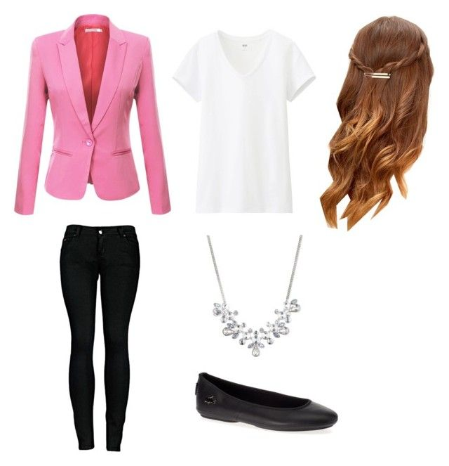 """Work outfit"" by abbyddelafuente on Polyvore"