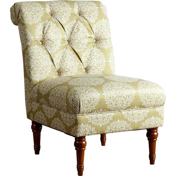 Brenna Tufted Accent Chair Joss Main Tufted Accent Chair