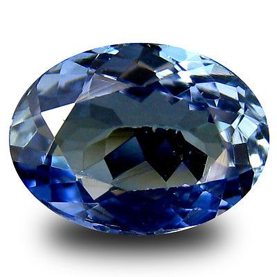 Tanzanite 4195: 1.16 Ct Aa+ Fantastic Oval Shape (8 X 6 Mm) Bluish Violet Tanzanite Gemstone -> BUY IT NOW ONLY: $34.99 on eBay!