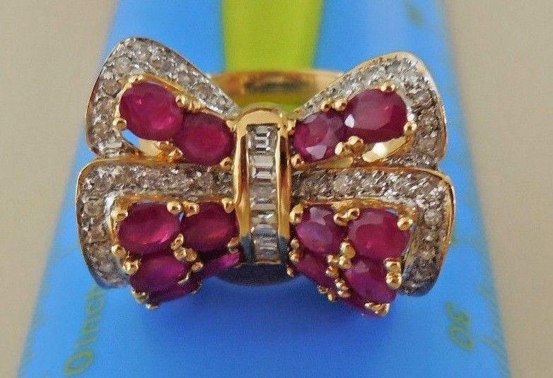 Karat Diamond Ring Gold Band