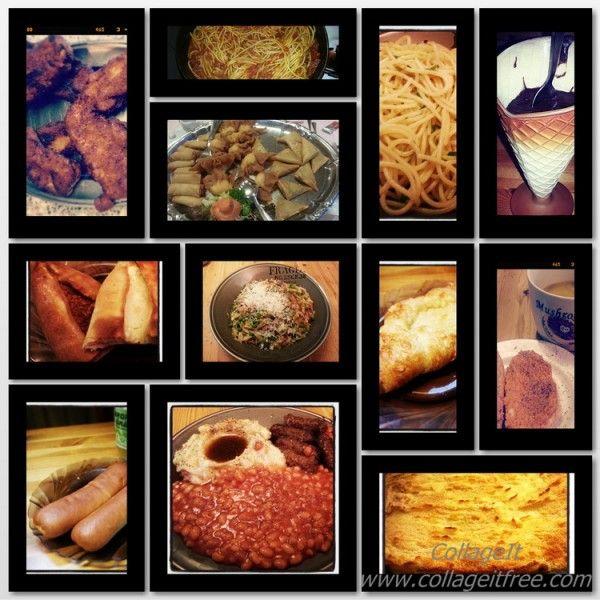 Wat we aten – weekmenu (05-2014) - Geur van Maillard