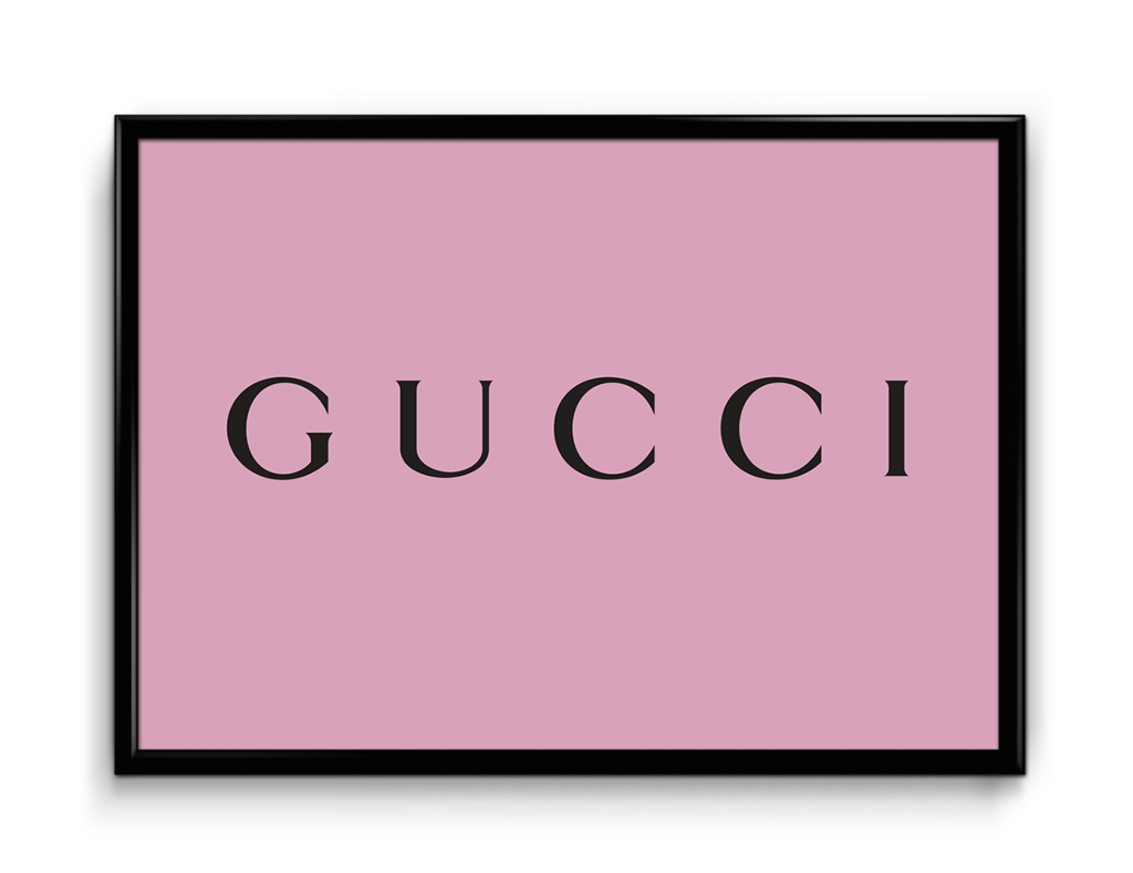 Gucci Poster 24 X 17 In Room Posters Poster Gucci