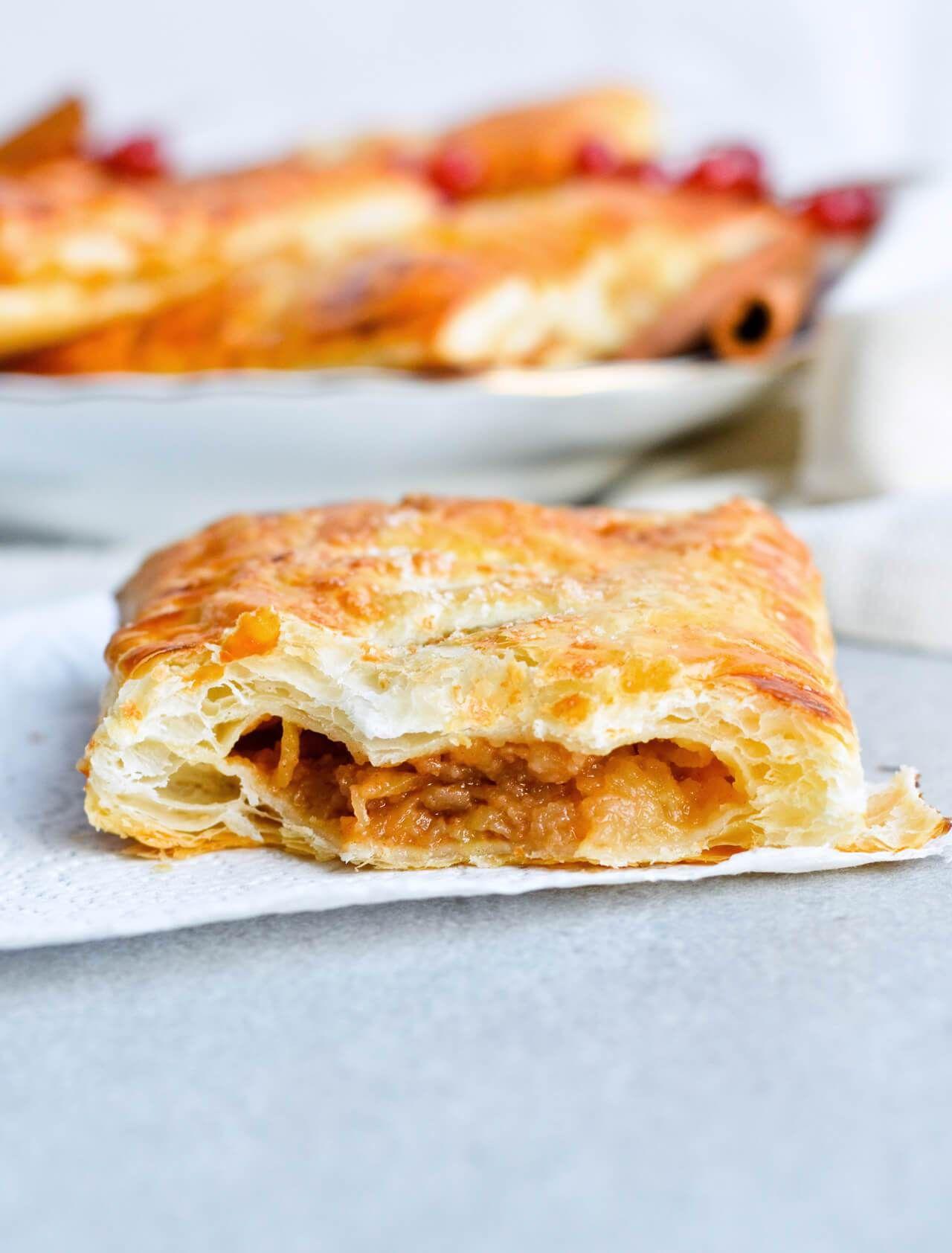 Best puff pastry apple hand pies | Recipe | Apple hand ...