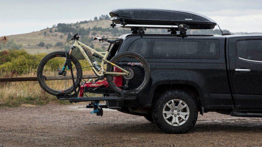 Finally Someone Invented A Swing Away Bike Rack Bike Rack Hitch Mount Bike Rack Bike