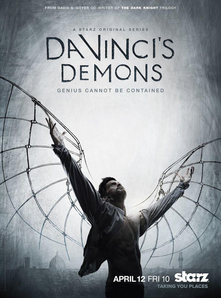 Da Vinci S Demons Art Revealed With Images Da Vinci S Demons