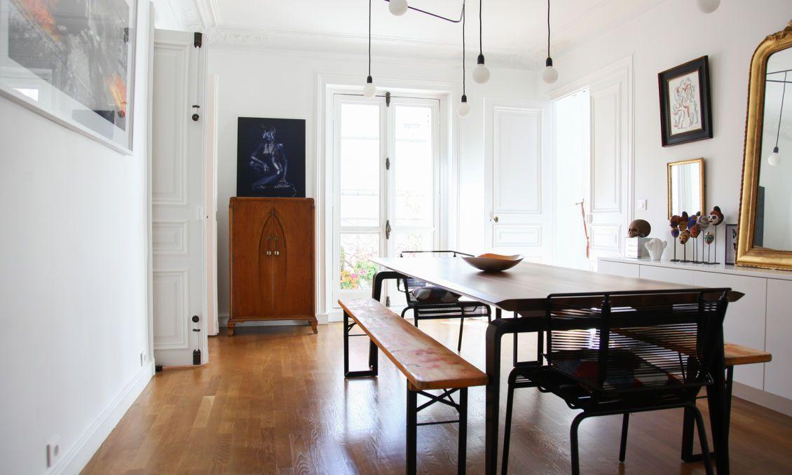 Le banc, compromis stylé Interiors, Ligne roset and Modern interiors