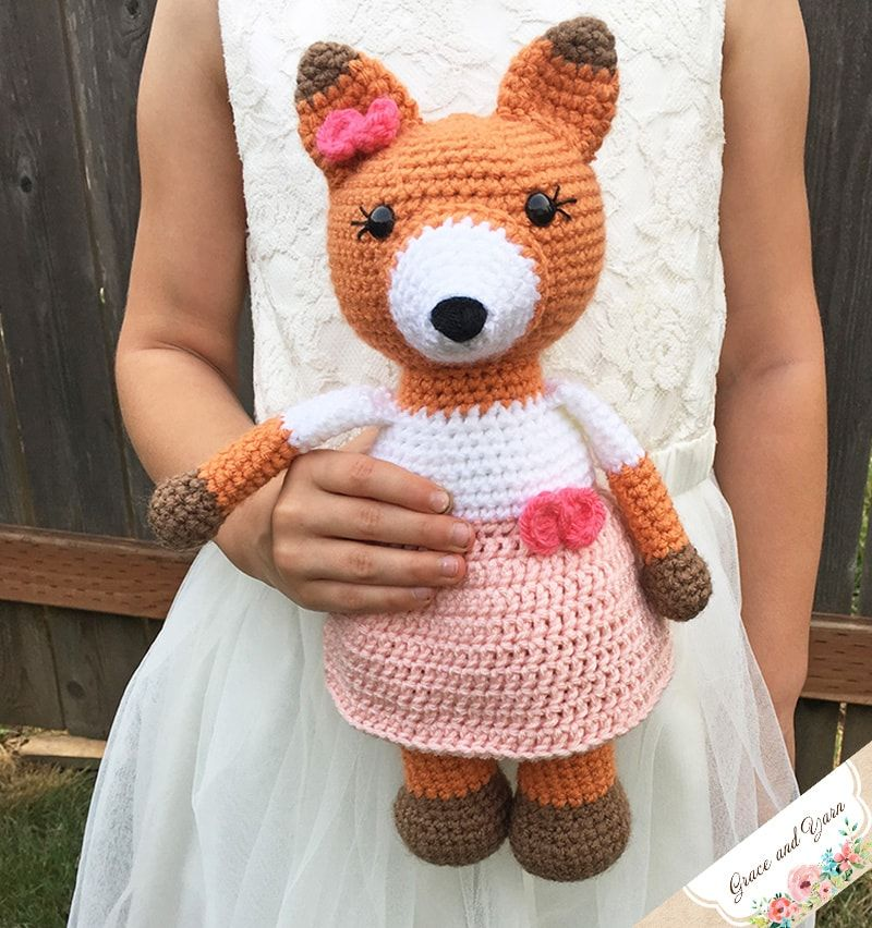 24 New Amigurumi Doll And Animal Pattern Ideas - Page 10 of 24 ... | 852x800