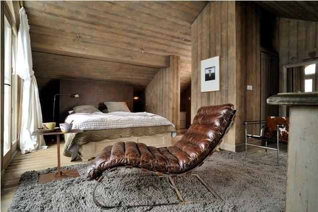 décoration salon montagne | deco montagne | Pinterest | Salon ...