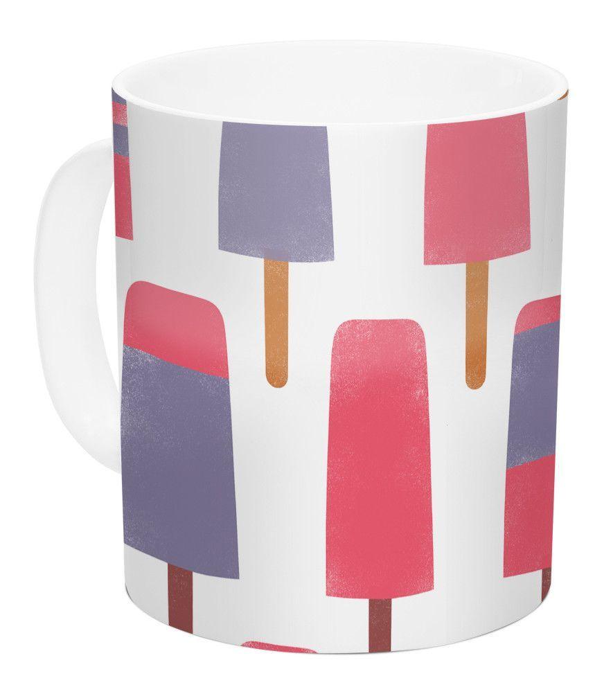 Pop by Alik Arzoumanian 11 oz. Ceramic Coffee Mug