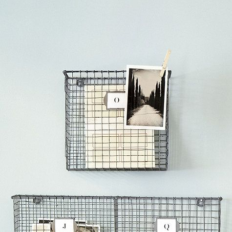 PE Collection Single Wall Pocket | Home Organization | Pinterest ...