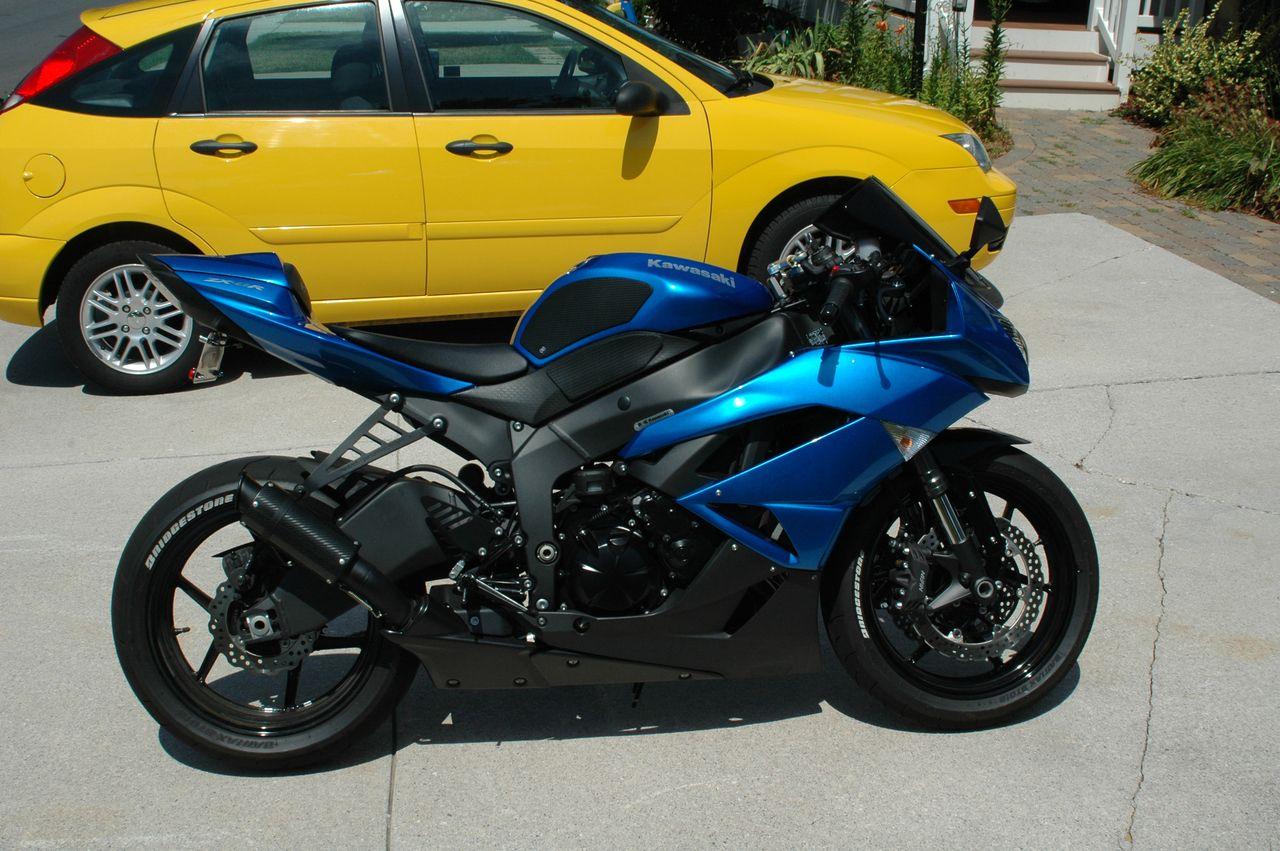 New Leo Vince Slip-on - KawiForums - Kawasaki Motorcycle