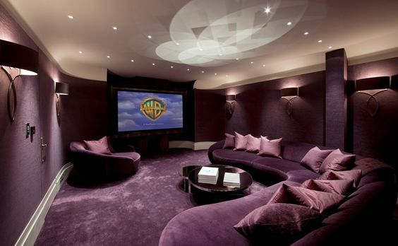 How to turn your Home into a Luxury Cinema