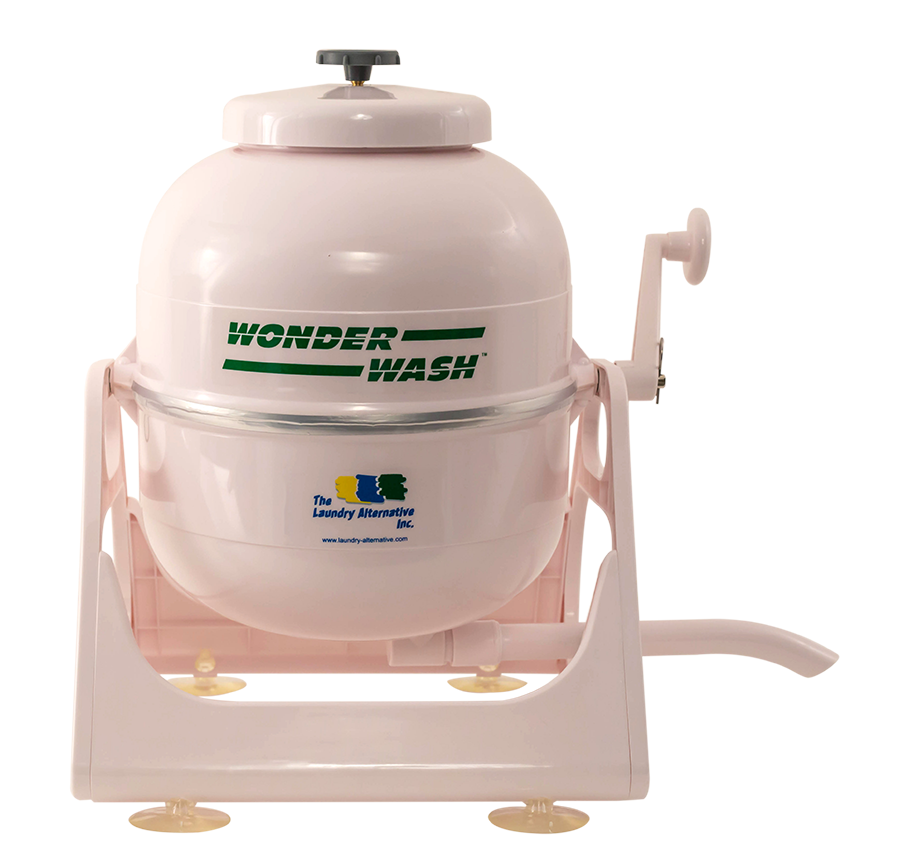 The Wonderwash Laundry Alternative Washing Machine And