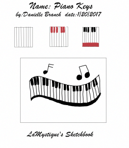 How To Draw Easy Zentangle Patterns Piano Keys Learning How To Draw