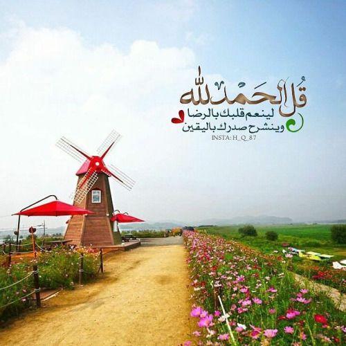 قل الحمدلله لينعم قلبك Kalima H Beautiful Flowers Wallpapers Flower Wallpaper Photo
