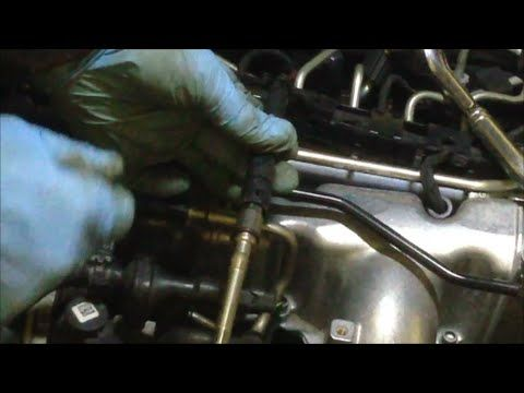 MK5 TDI VW Jetta Glow Plug Install - YouTube | VW TDI Sportwagen