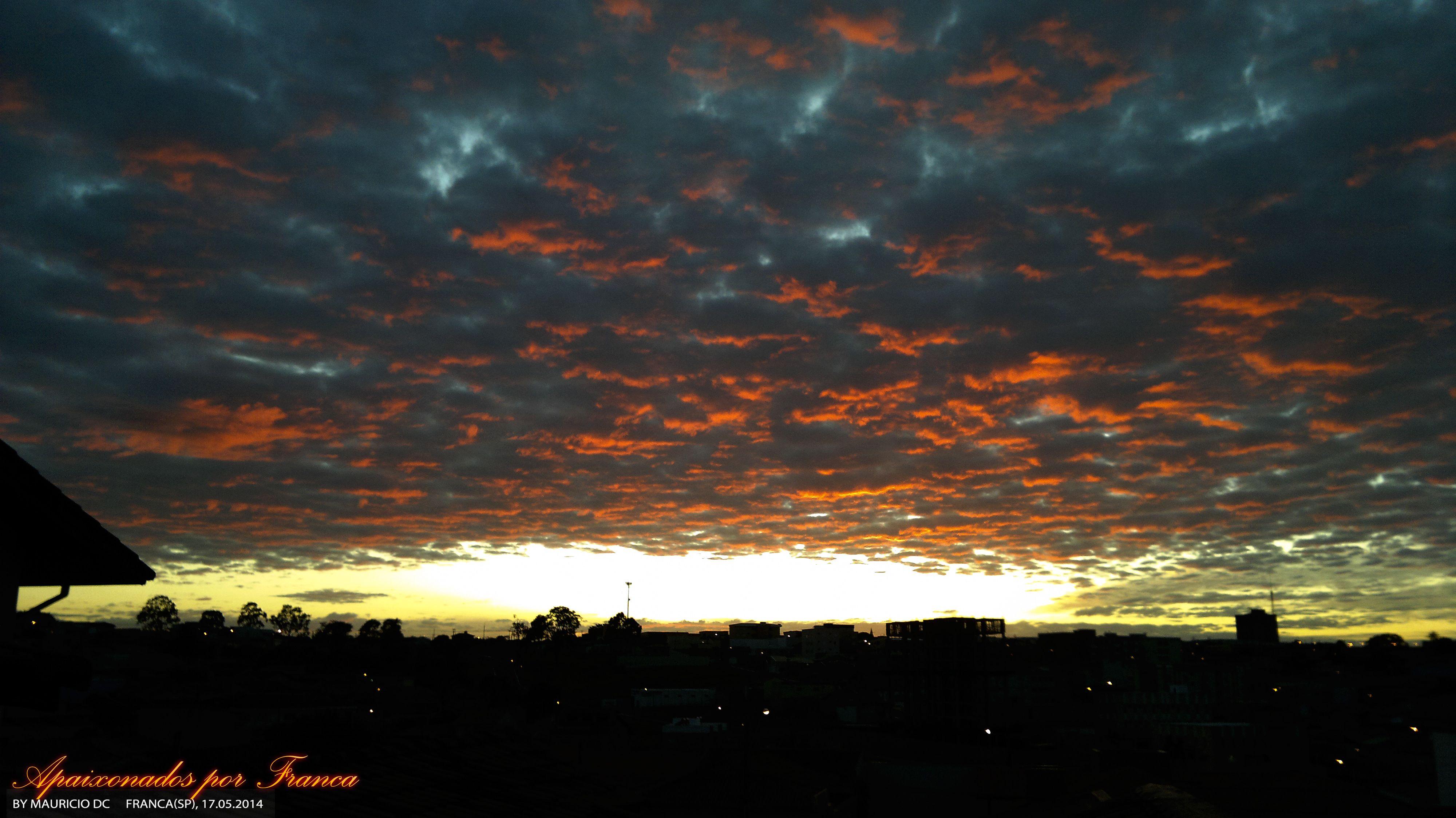 amanhecer magico