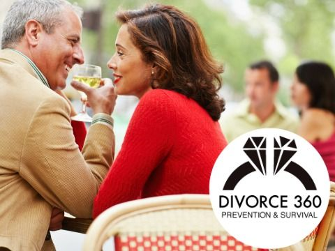 starting a relationship with divorcee