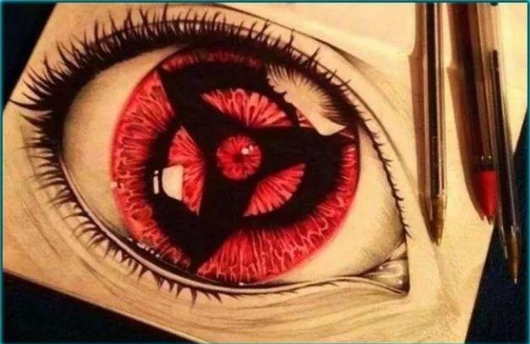 Mangekyo Sharingan Art | Anime days | Sharingan eyes ...Itachi Mangekyou Sharingan Drawing