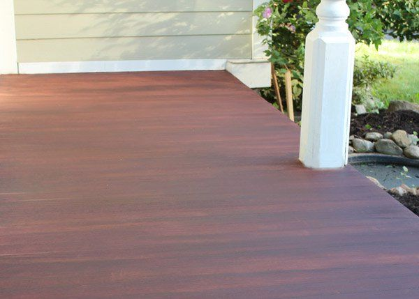 Removing Paint Staining How Do I Refinish My Deck Or Porch Deck Stain Colors Deck Paint Staining Deck