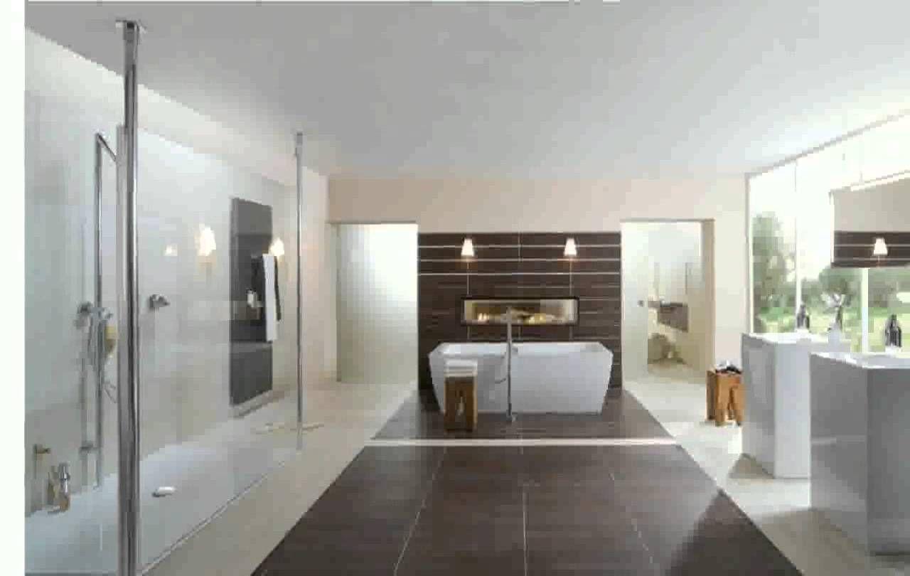 Gestaltung Badezimmer YouTube | wohnzimmer wandgestaltung streichen ...
