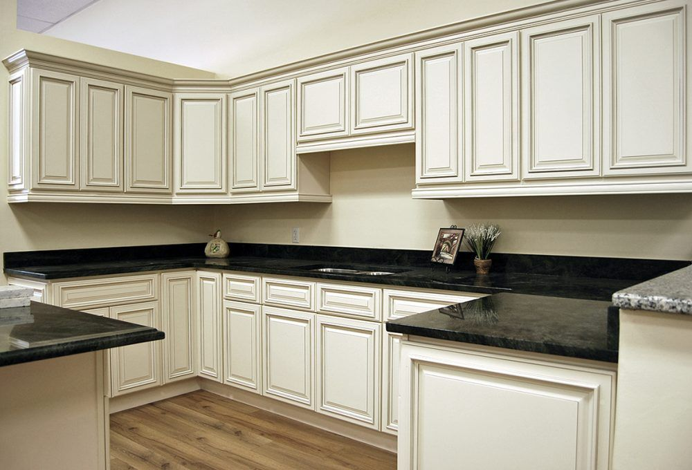 Ivory Kitchen Cabinets Remodel, Biltmore Pearl Kitchen Cabinets