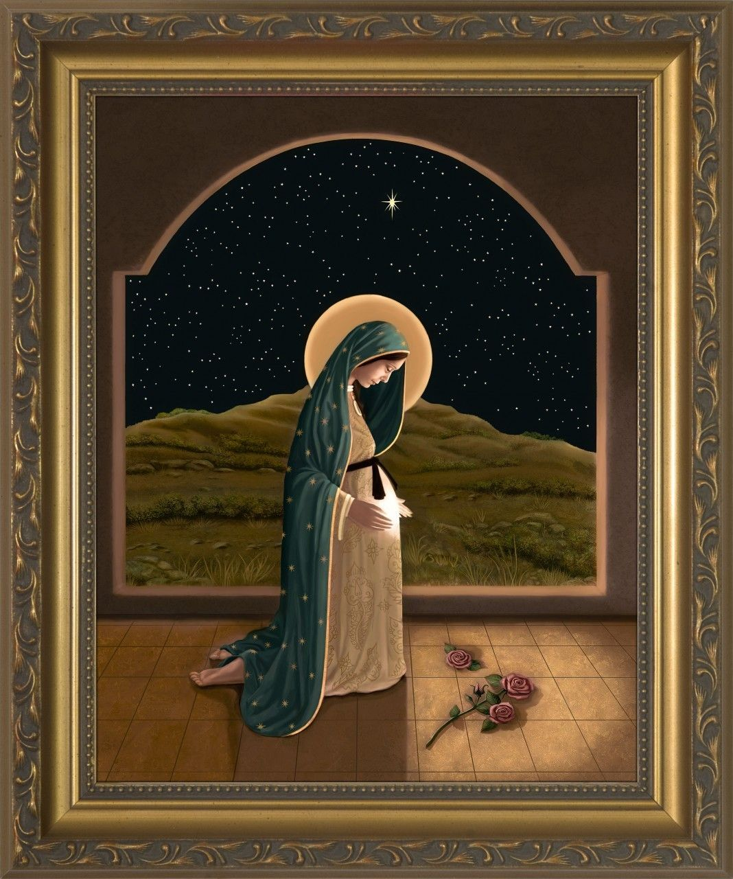 """Mother of Life"" by Nellie Edwards - Catholic to the Max - Online Catholic Store"