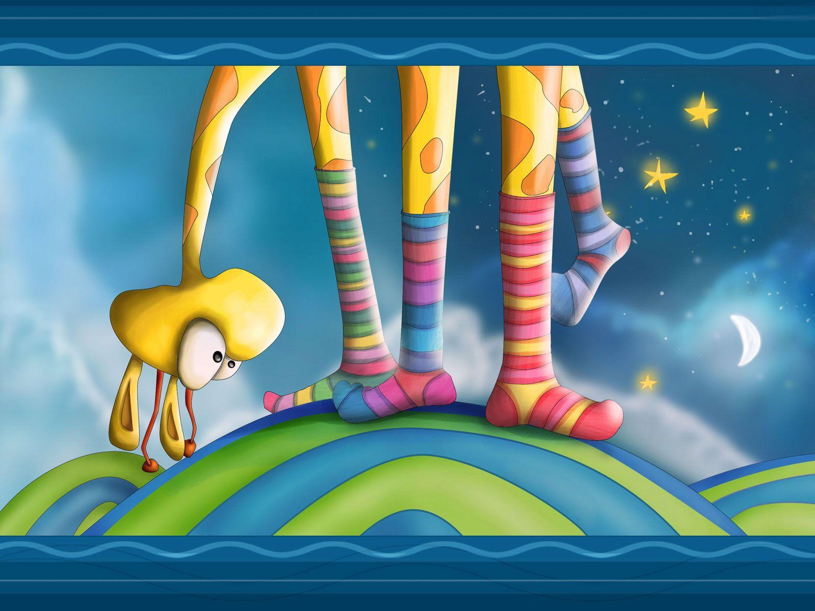 d giraffe desktop background hd wallpaper abstract wallpapers 3d