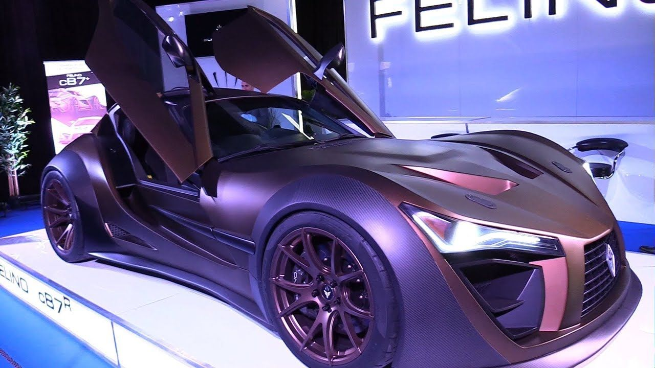 2019 Felino Cb7r Exterior And Interior Walkaround 2019 Montreal Auto Europe Car Sport Cars Fast Cars