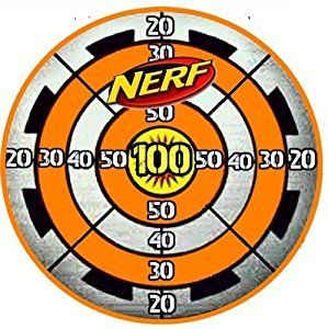 graphic regarding Nerf Gun Targets Printable known as Pin upon Samuels 11th birthday social gathering of Nerf guns