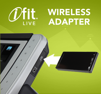 iFit Live Wireless Adapter Ifit, Home workout videos