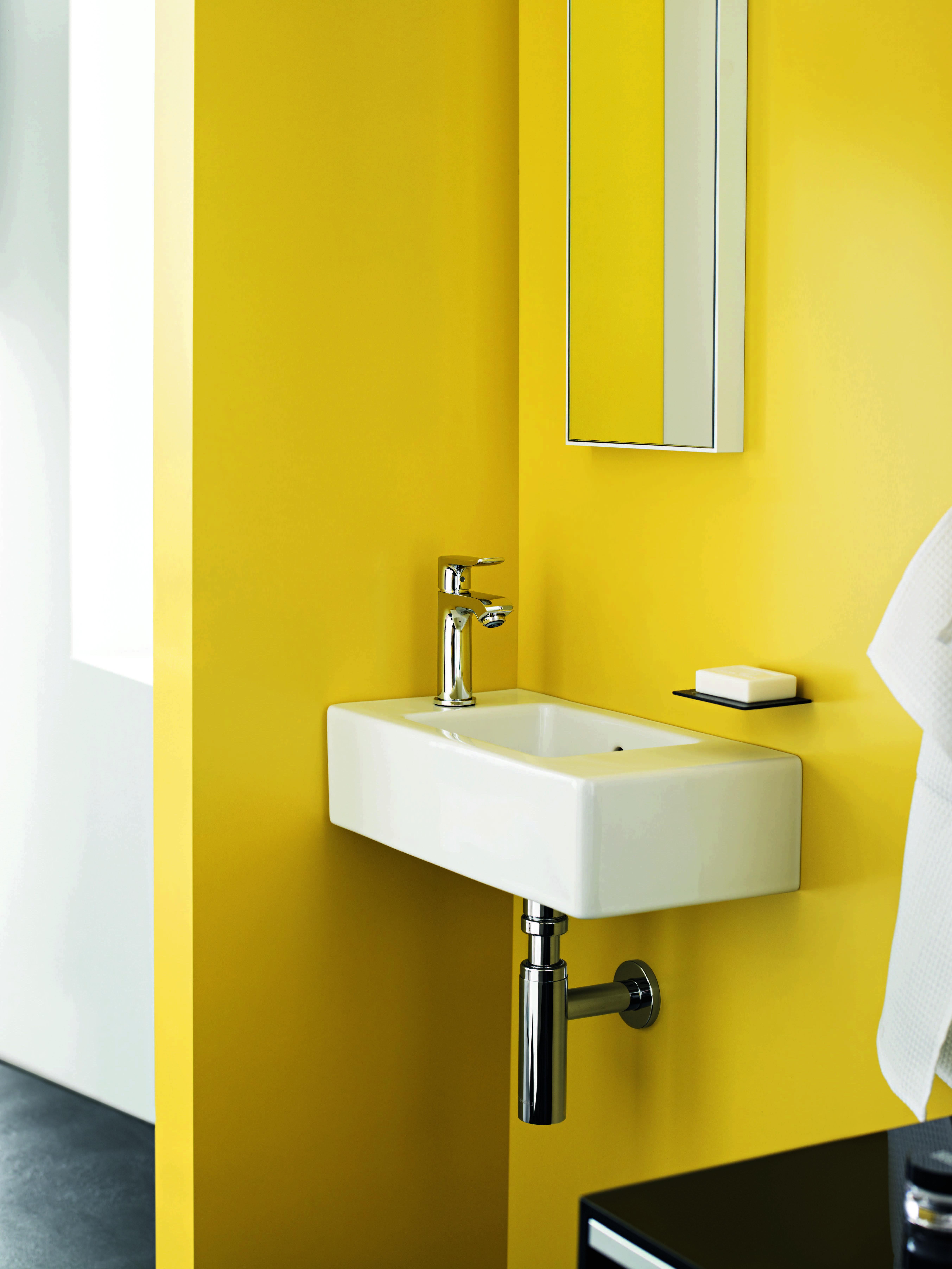 Metris Single Hole Faucet Bathroom Bathroom Taps