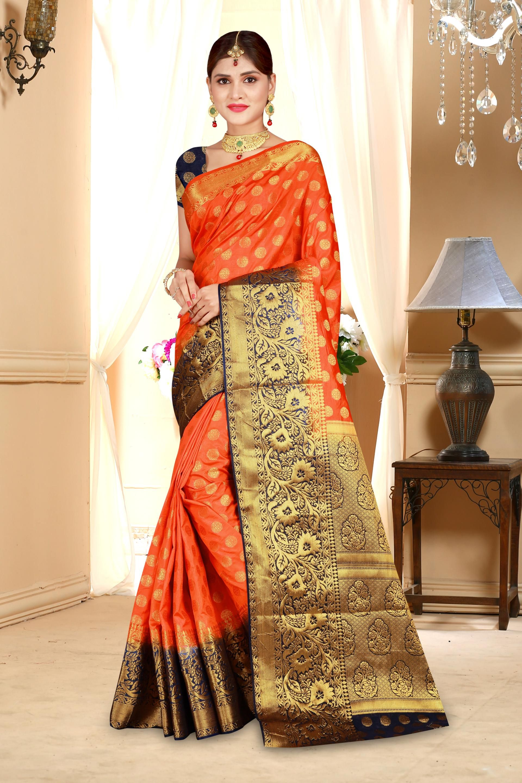 Nauvari Silk Saree for indian Women discount upto 40 on
