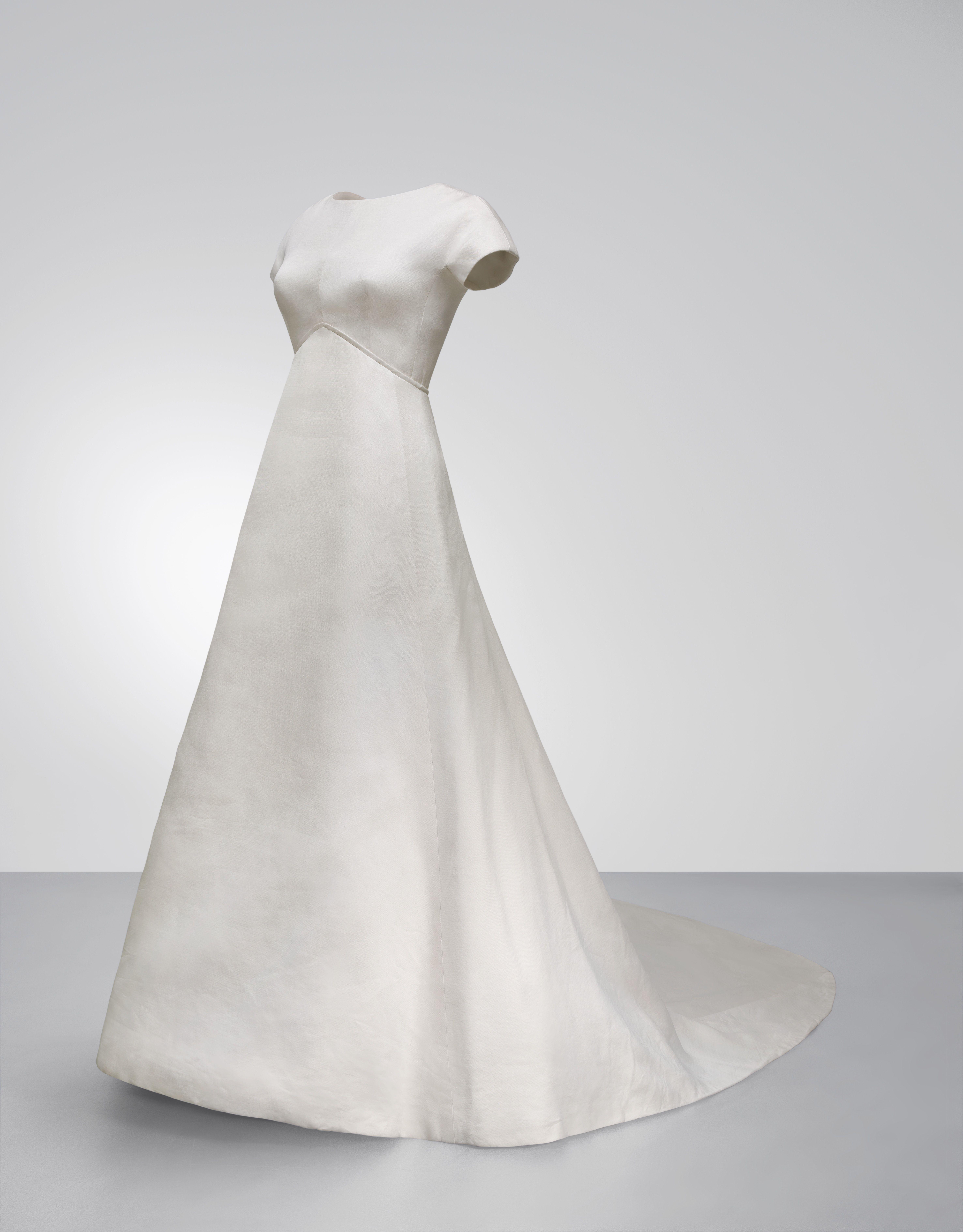 Wedding Dress Balenciaga 1968
