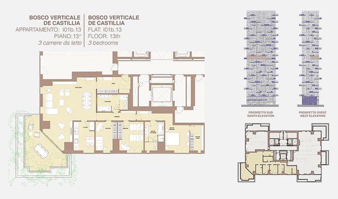 stefano boeri vertical forest floorplans google search highrise pinterest skyscrapers. Black Bedroom Furniture Sets. Home Design Ideas