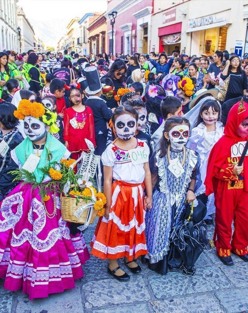 Día de los muertos (Día de Muertos) -México