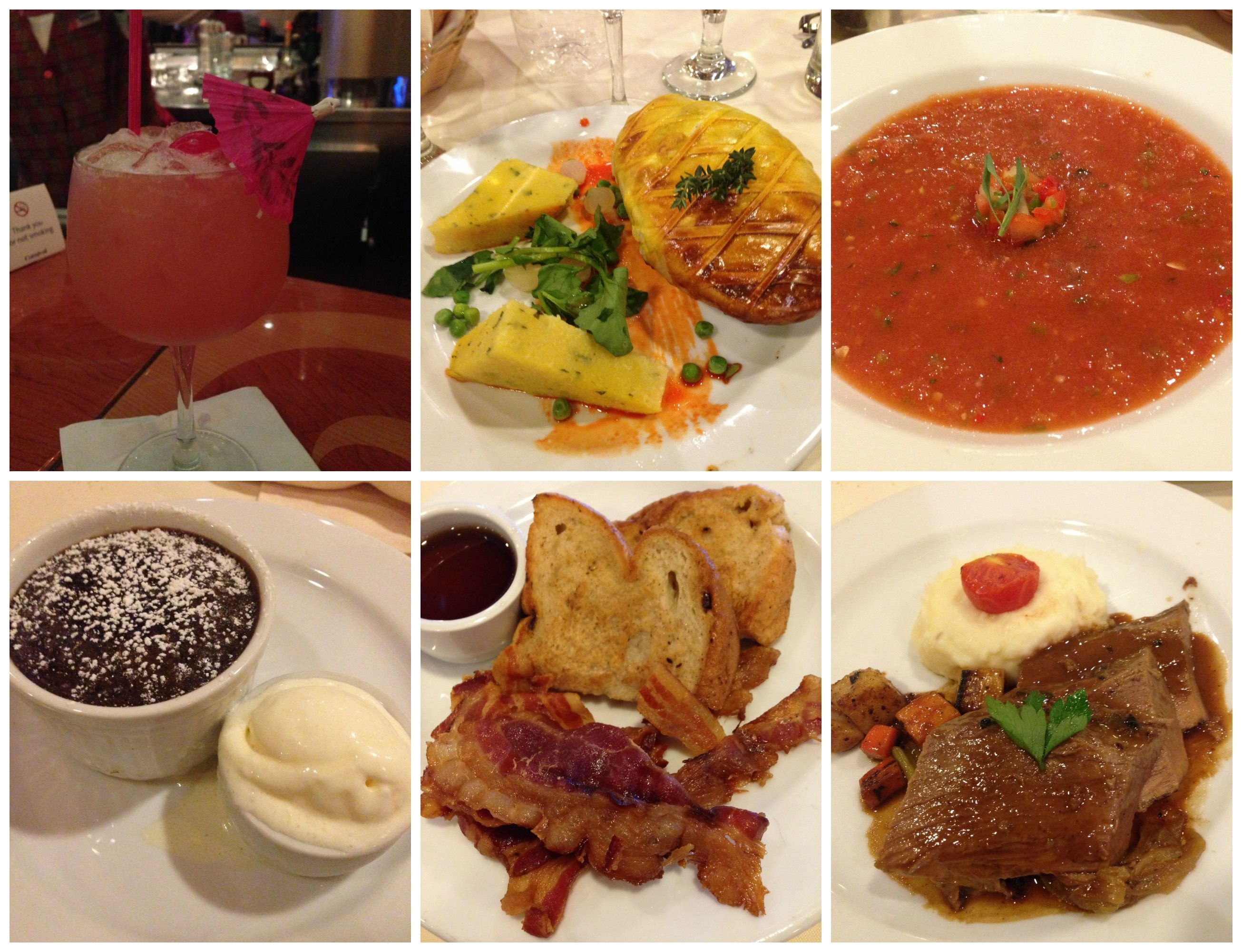 Carnival Imagination Food (With Images)