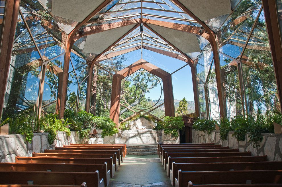 18 beautiful places you probably didnt know were in los angeles wayfarers chapelsecret placeswedding