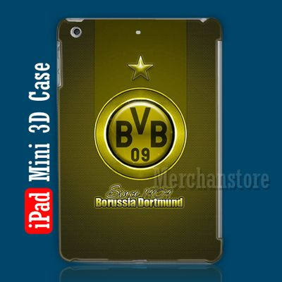 Borussia dortmund football club logo ipad mini 3d case ipad mini borussia dortmund football club logo ipad mini 3d case voltagebd Images