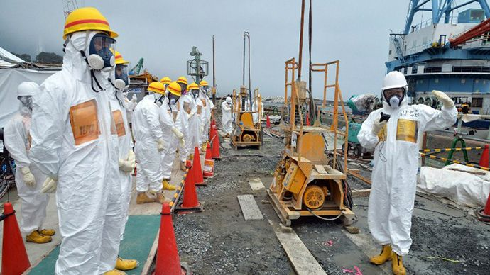 Water leaks at Fukushima nuclear plant could contaminate entire Pacific Ocean | The Extinction Protocol: 2012 and beyond